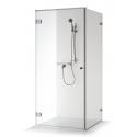 Keturkampės dušo kabinos