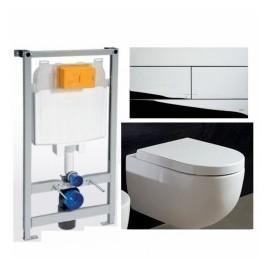 WC rėmų komplektai